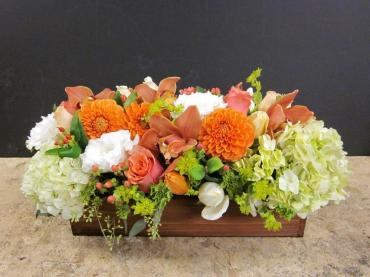 Santa Monica Flowers L\'orange