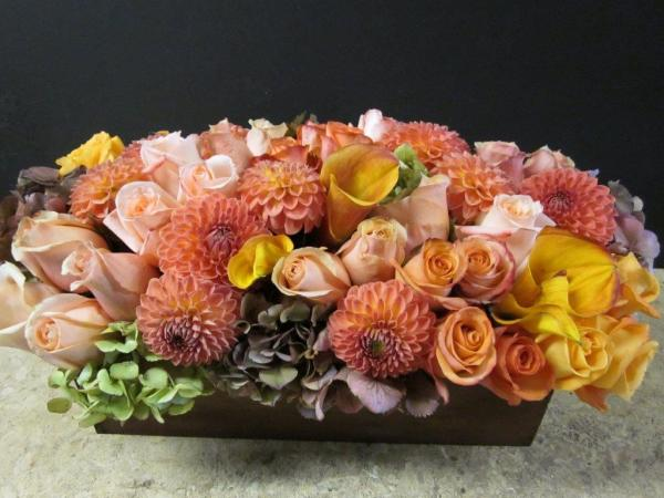 Ann\'s Flowers Fall Box Deluxe