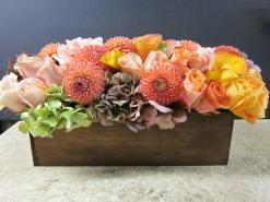 Santa Monica Flowers Fall Box